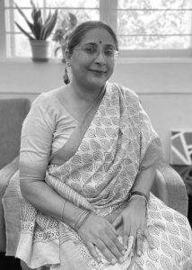 Mrs. Damayanti Bhattacharya