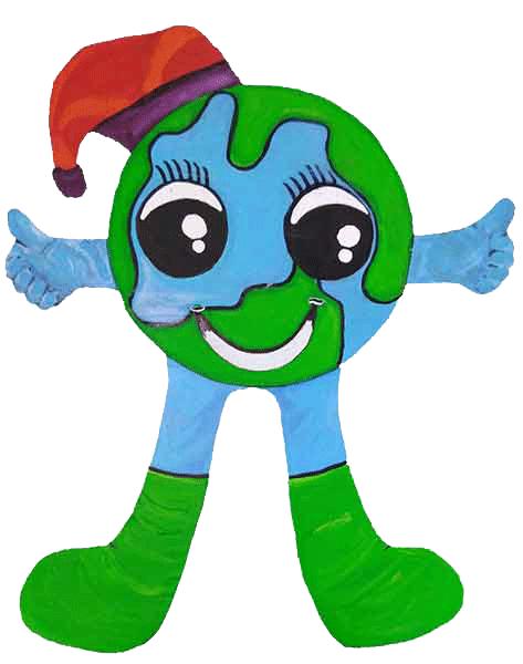 AWE - Mascot of Bloomingdale's Pre-primary School
